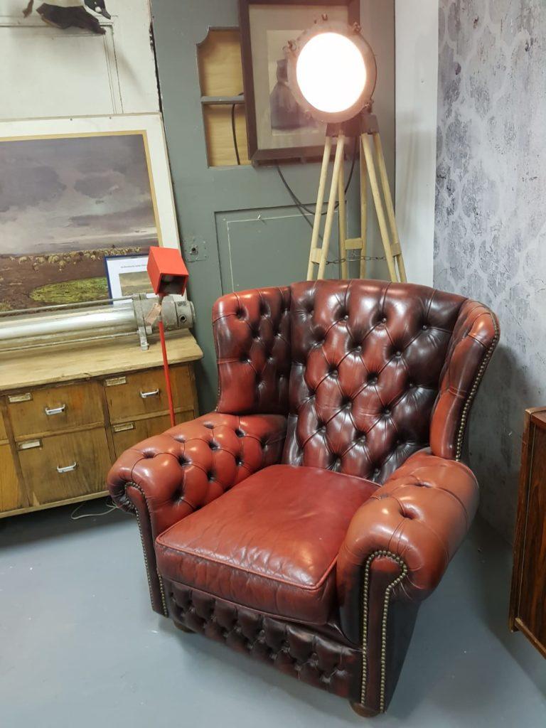 Vintage stoelen & banken